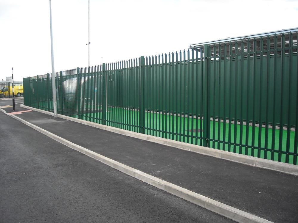 High security and commercial fencing